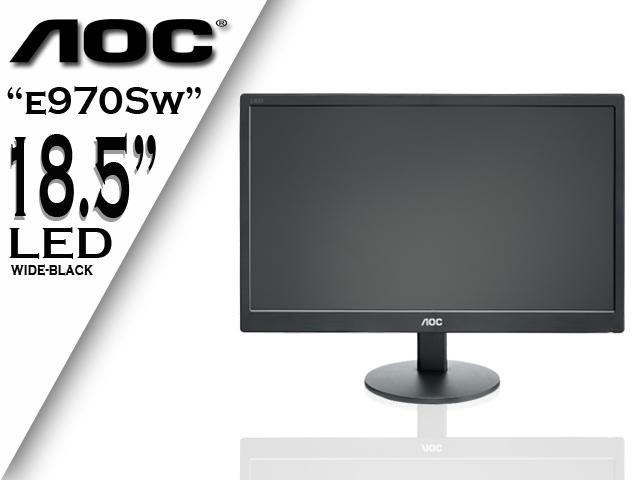 """Kết quả hình ảnh cho LCd Aoc E970s , 18.5"""" model E970sw"""
