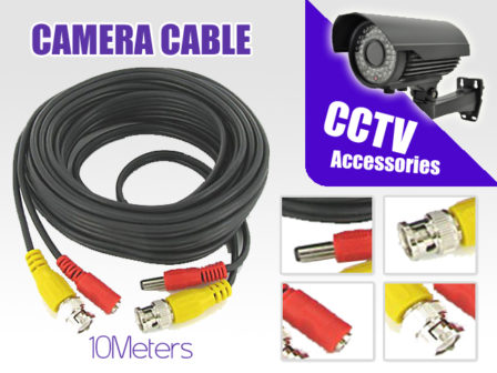 10M CAMERA CABLE