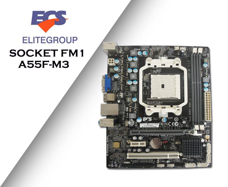 ECS A55F-M3 AMD VGA Windows